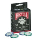 Bicycle Poker Chips 8 g