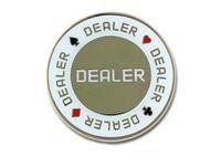 Dealer Button Deluxe
