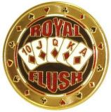 Card Guard Royal Flush