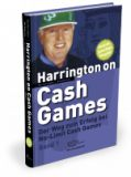 Harrington on Cash Games Band 1 und 2