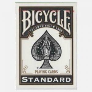 US Spielkarten Bicycle Poker Black