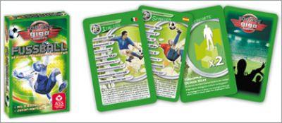Spielkarten Shop Top Ass Giga Fussball Quartett Top Ass